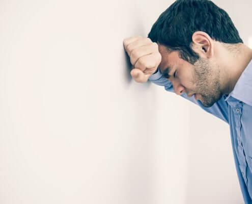 Stress og depression går ofte hånd i hånd