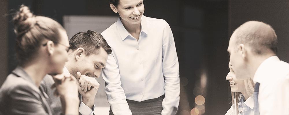 En god og kompent arbejdsgiver tager ansvar - også i forbindelse med stress på jobbet