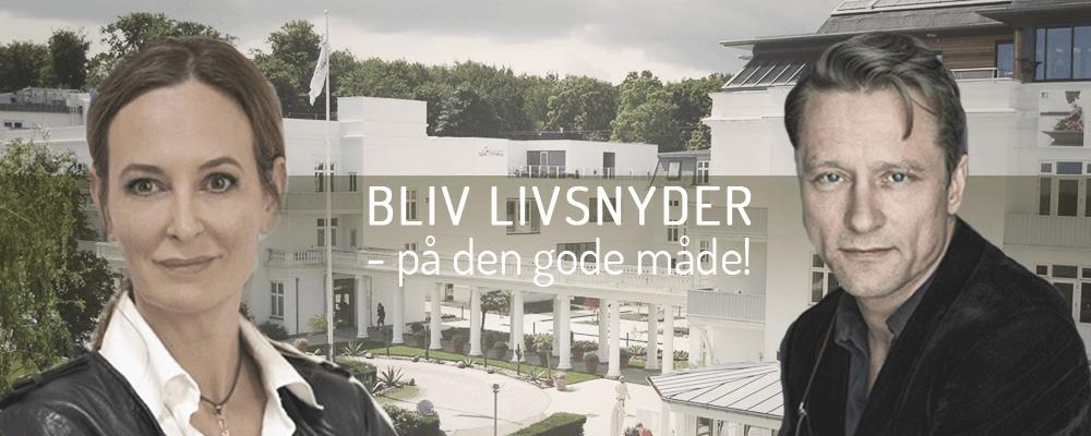 Livsstilsforedrag på Skodsborg med Anne-Lene Schwartz og Carl Christian Randow
