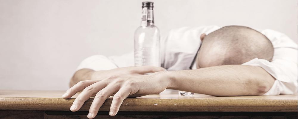 Alkohol er en depressant